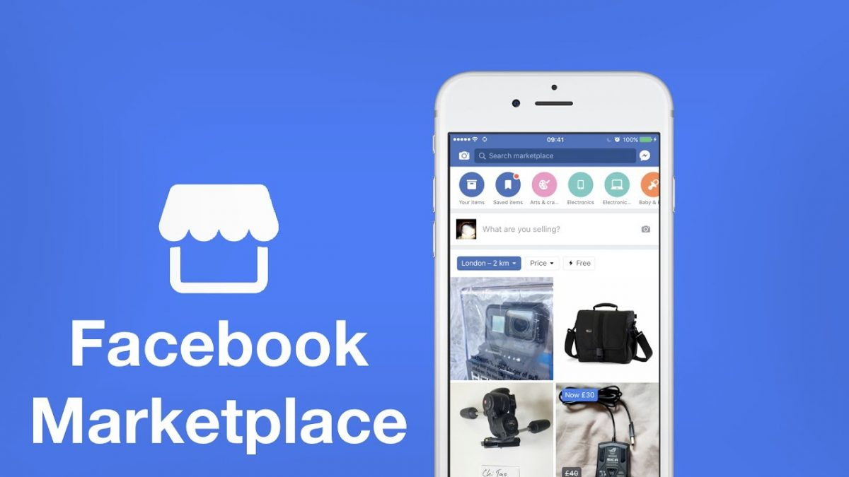 Facebook, Facebook Marketplace