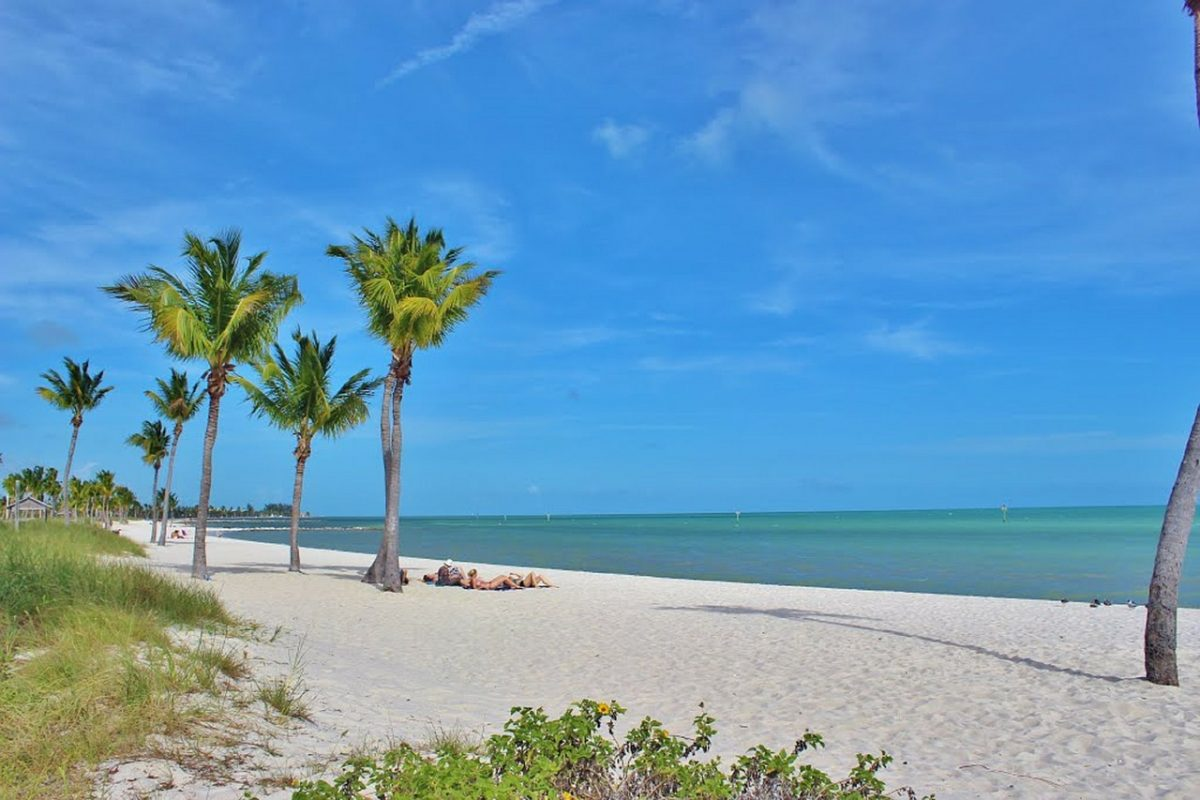 sunny beach, Key West, Florida, best states to retire