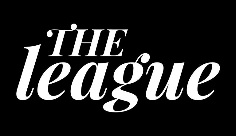The league logo bg