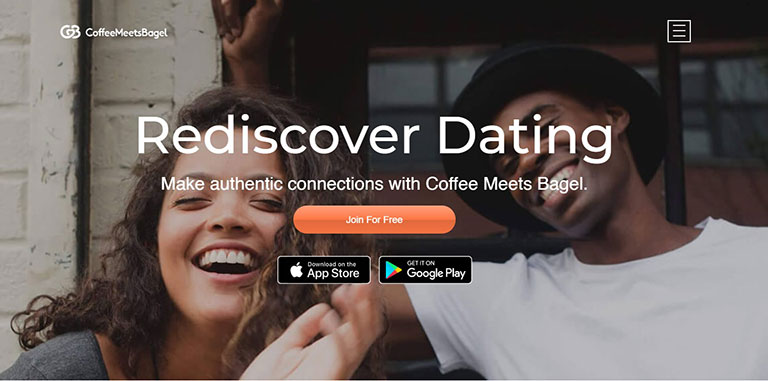 Coffee Meets Bagel dating site