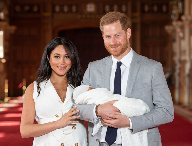 Harry and Meghan Markle's Baby Name