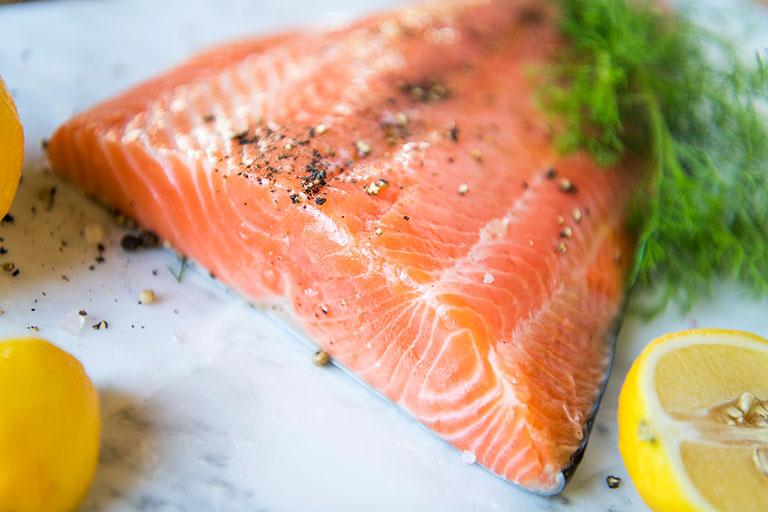 seafood or fish