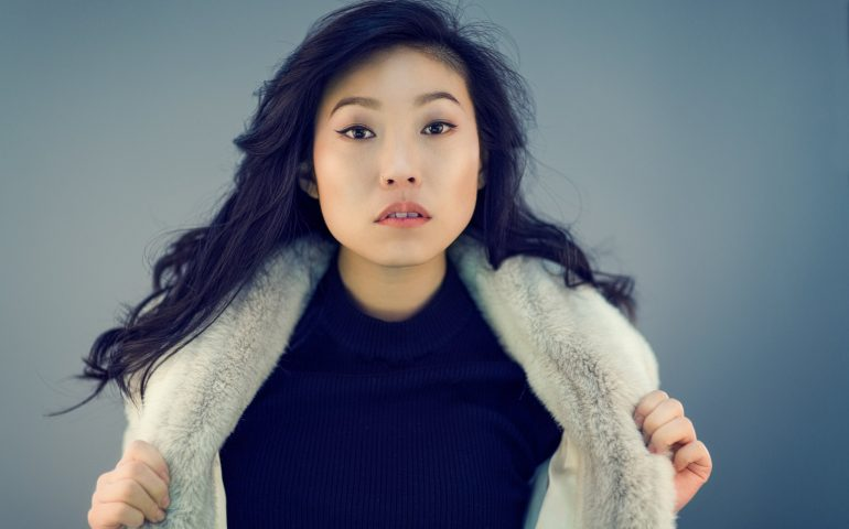 Awkwafina photoshoot