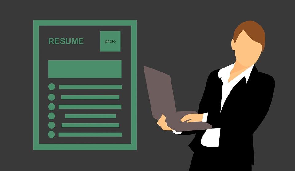 resume, work resume, CV