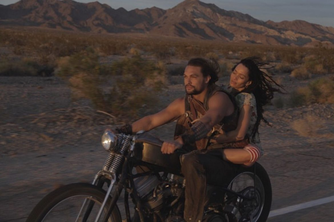 Lisa Bonet and Jason Momoa: On the Road to Happiness