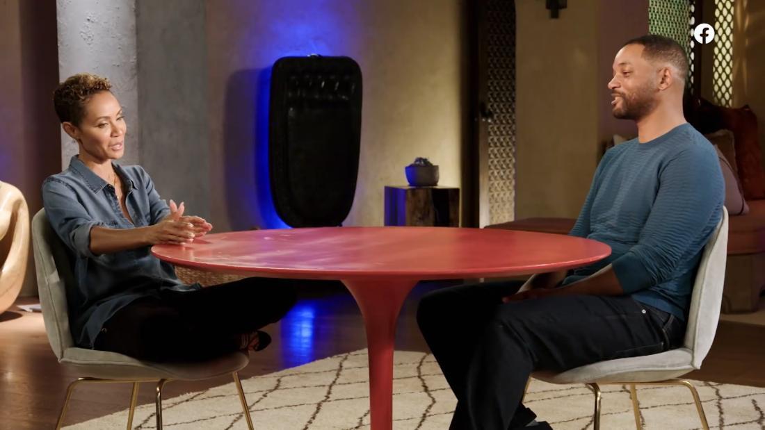 Will Smith Jada Pinkett Smith Red Table Talk