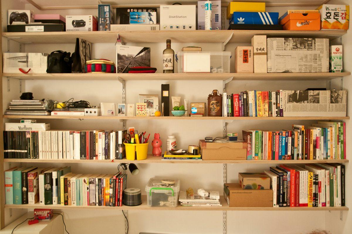 Soundproof Bookshelves