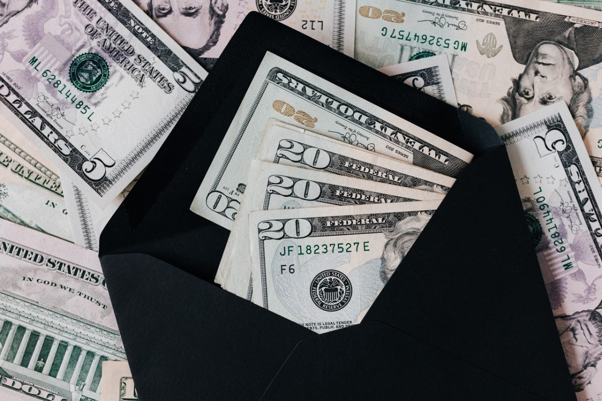 Envelope Budgeting System, how to save money