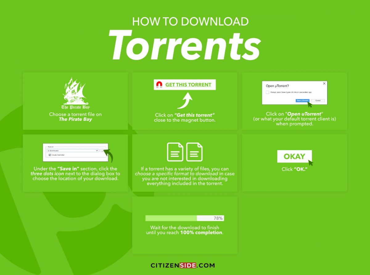 How To Download Torrents