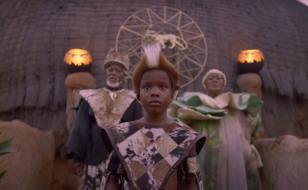 Beyonce: Black is King