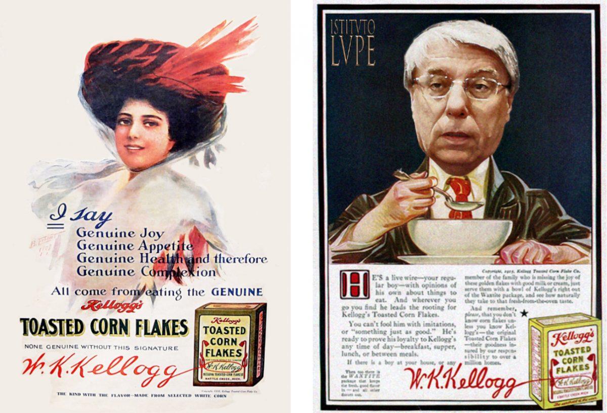 Kellogg Advertisements