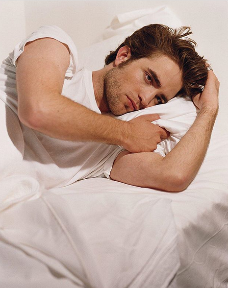 Robert Pattinson for Vanity Fair