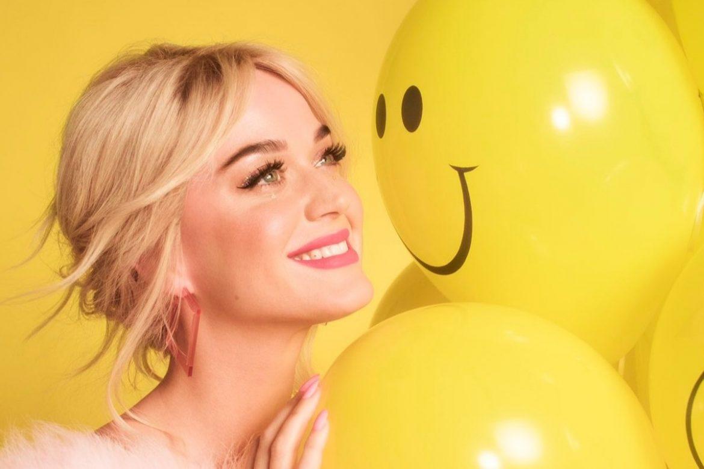 Katy Perry new album, Smile.