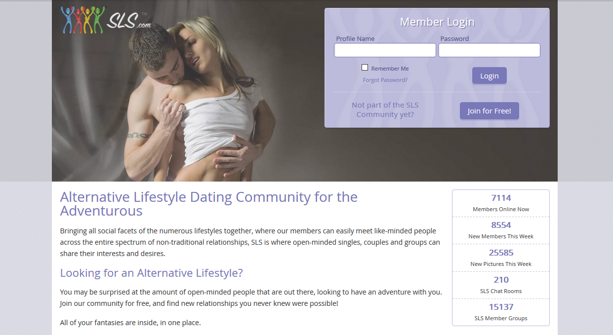 Screenshot from swinglifestyle.com