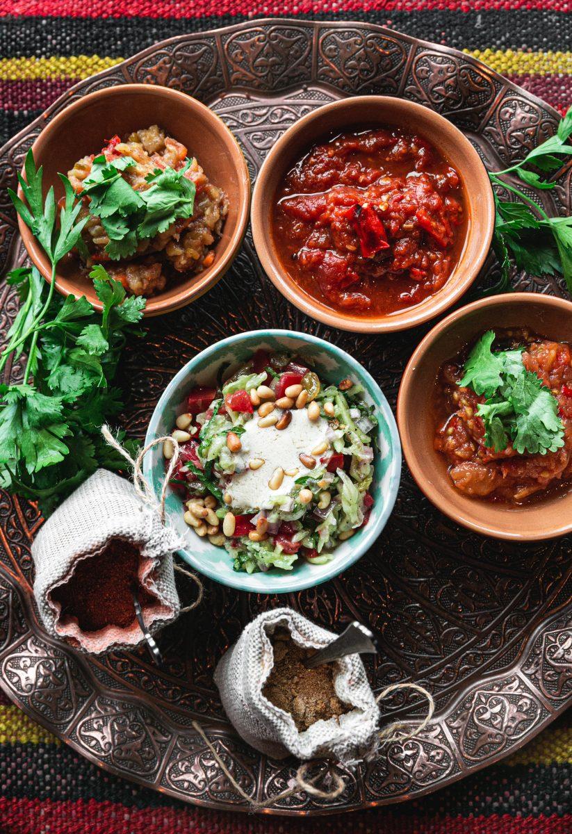 what is mediterranean food
