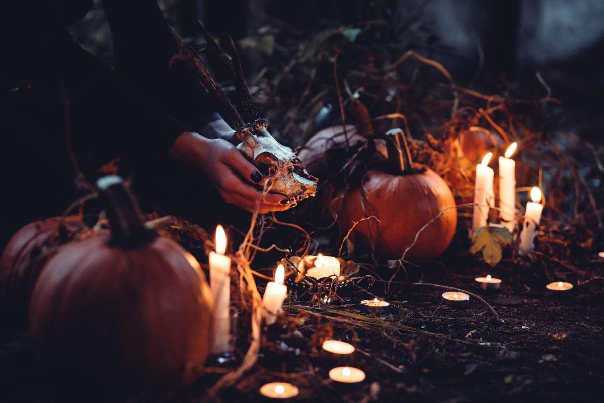halloween trivia on colors