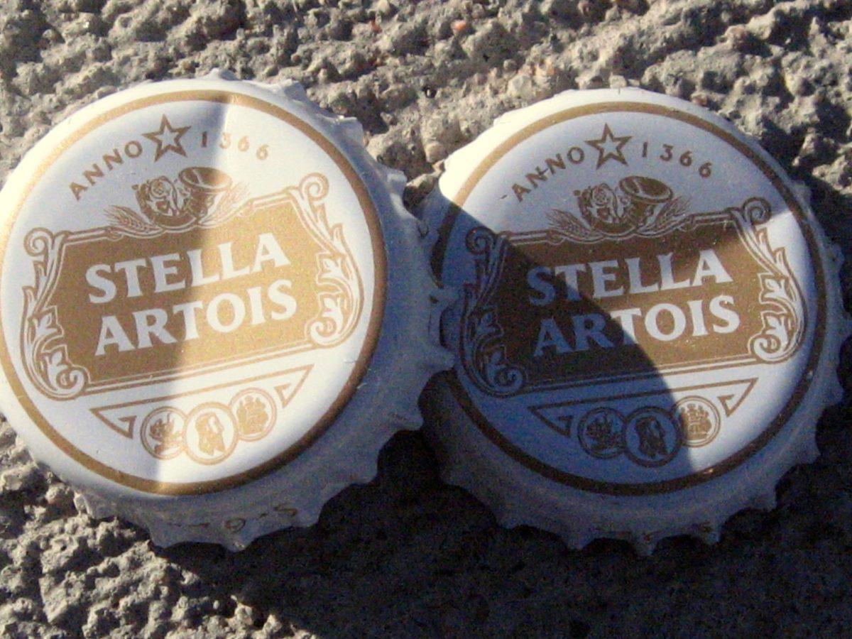 Bottlecap Drinking Game