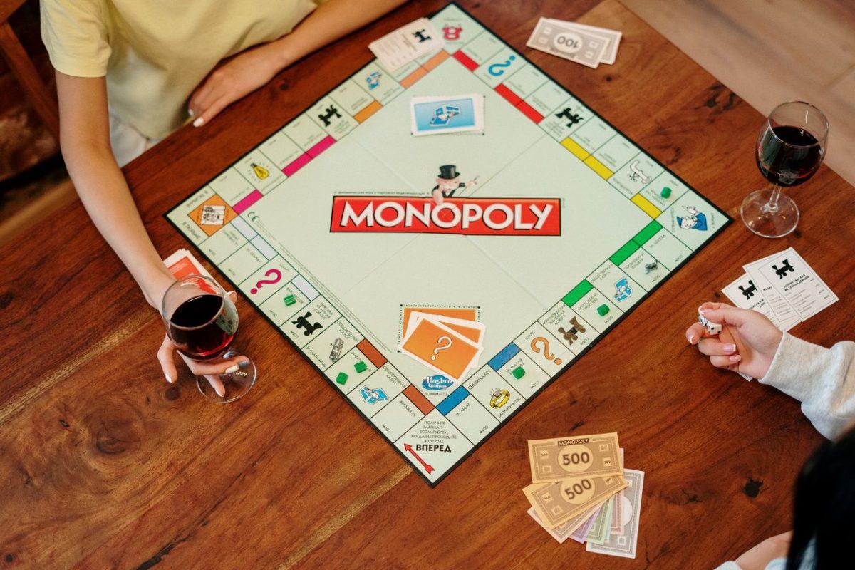 Drunk Monopoly
