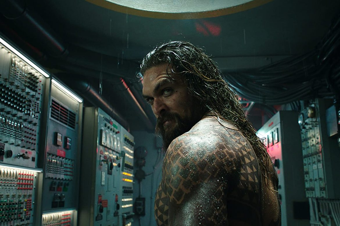 Arthur Curry from Aquaman
