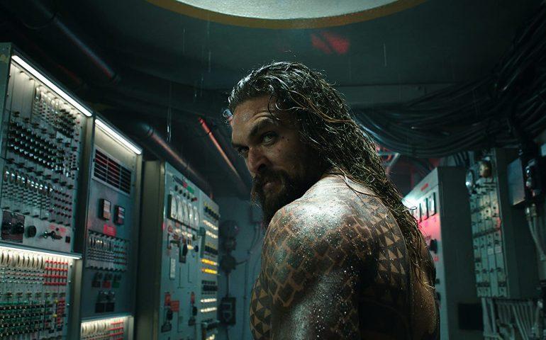 Arthur Curry from Aquaman