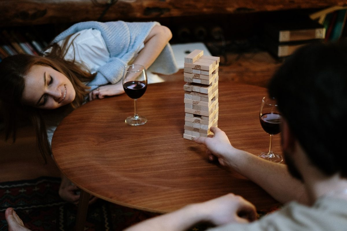 Jenga Drinking Games