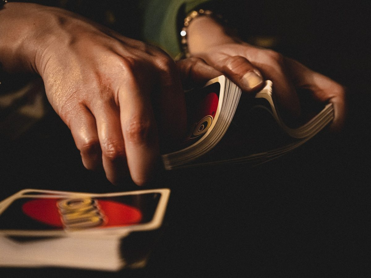 Drunk Uno Card Game