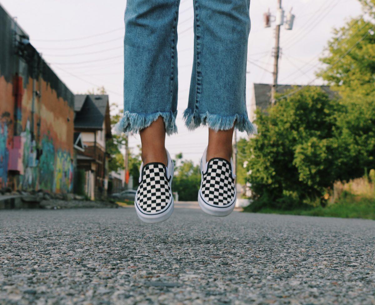 vsco girl shoes
