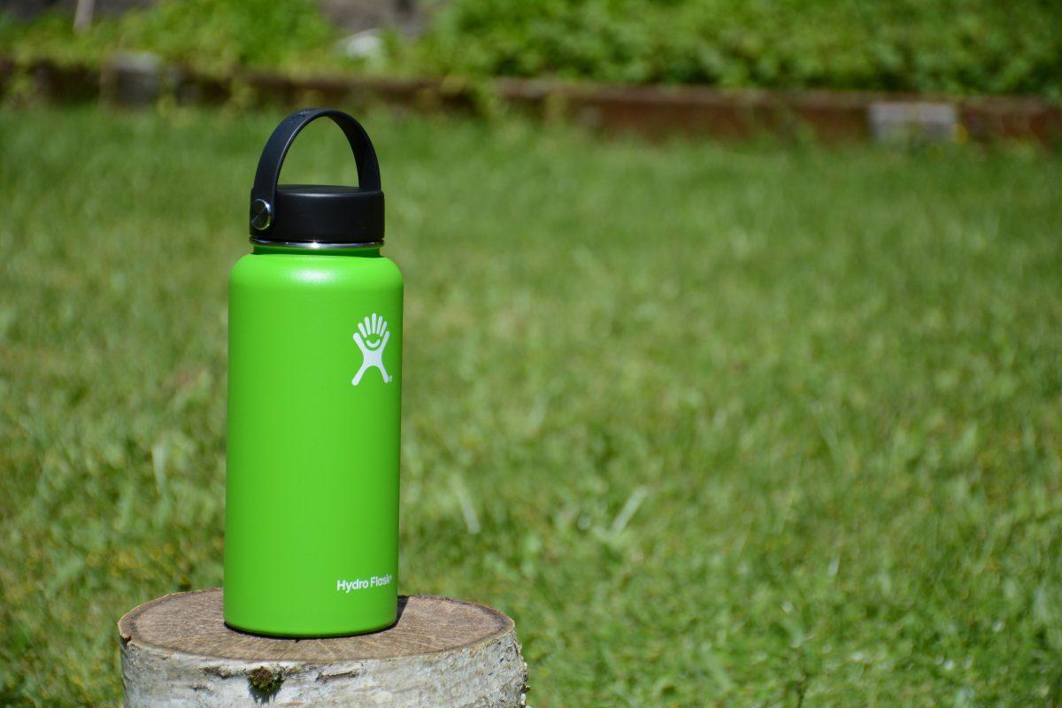 vsco girl hydro flask