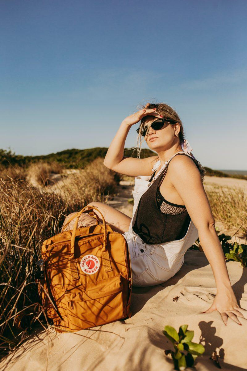 vsco girl backpack