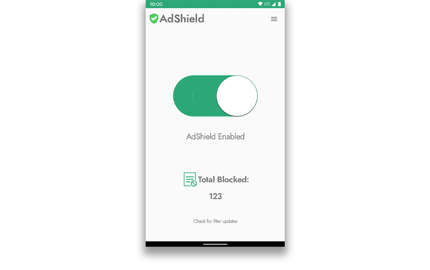 AdShield ad blocker for Android