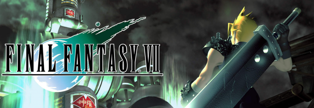 Final Fantasy 7 original title sequence