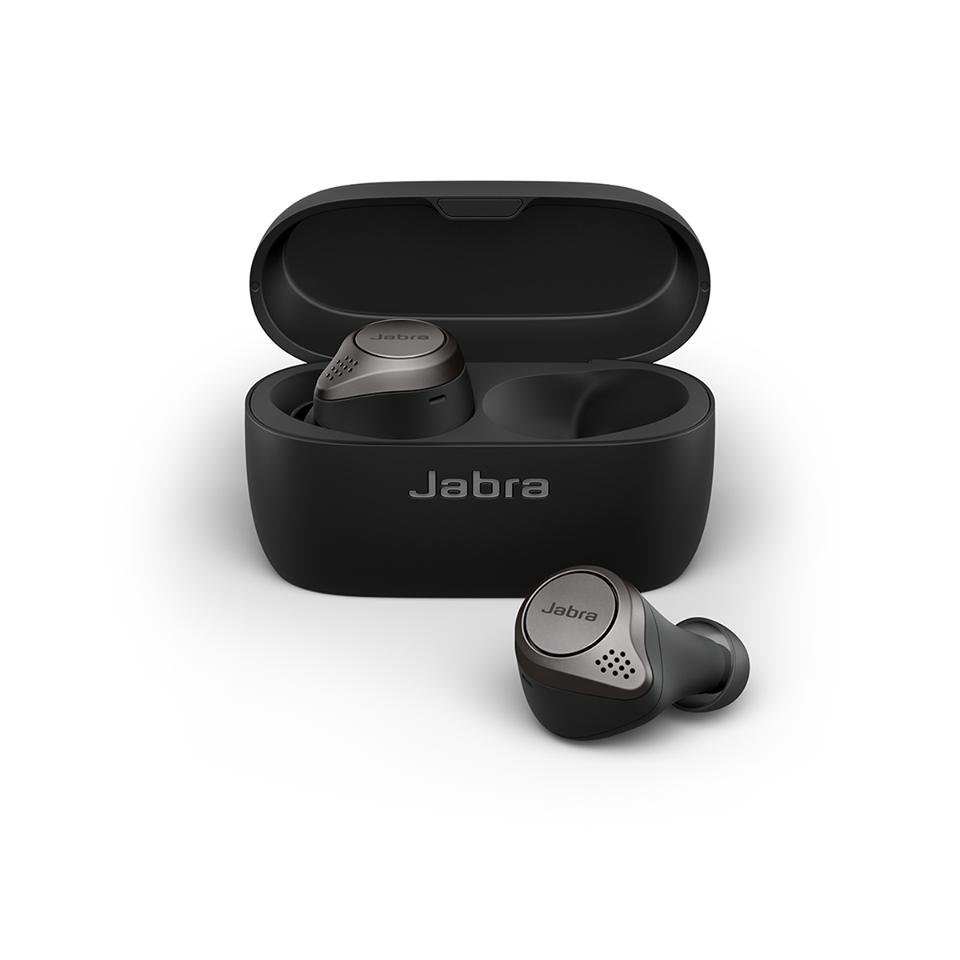 Jabra Elite 75T wireless earbuds
