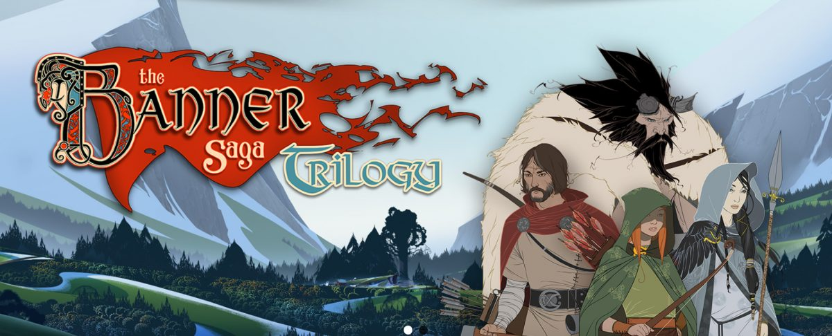 The Banner Saga Trilogy for Switch