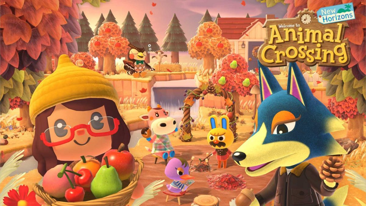 Animal Crossing best selling game on Switch