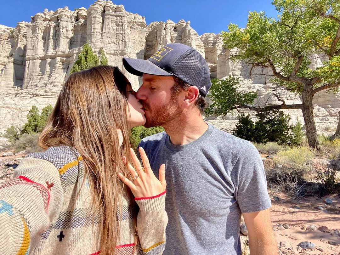 Newly Engaged Lily Collins