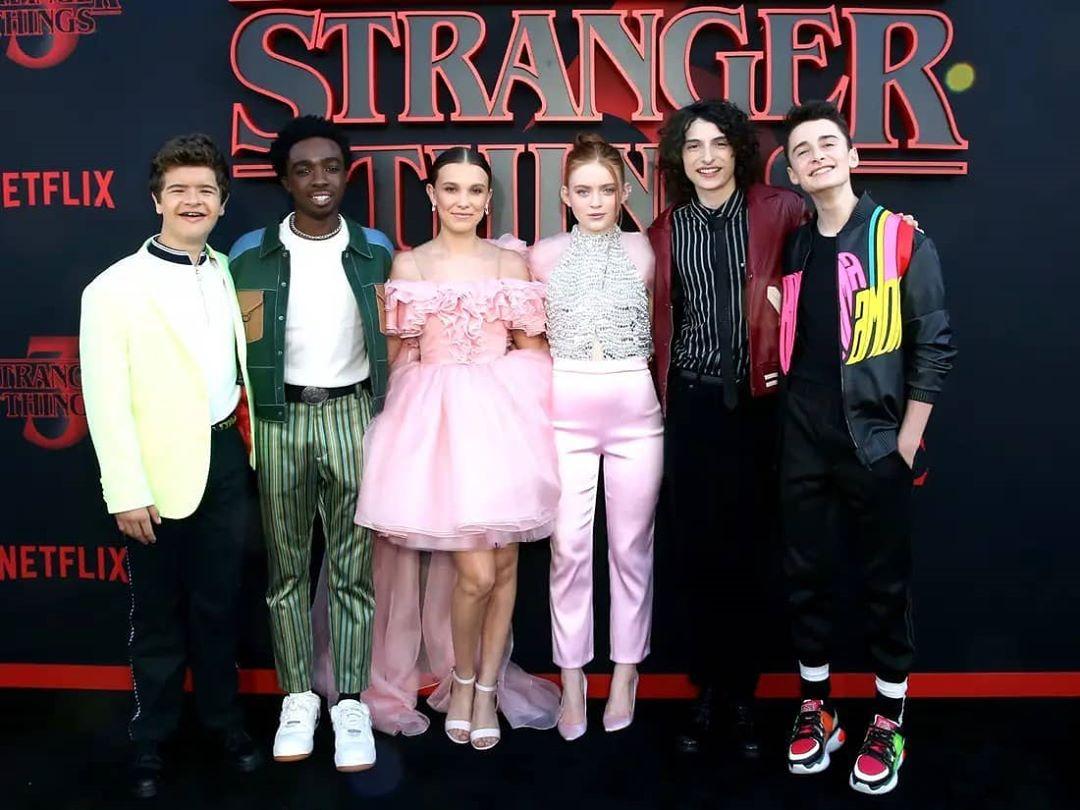 Stranger Things Season 4 Cast