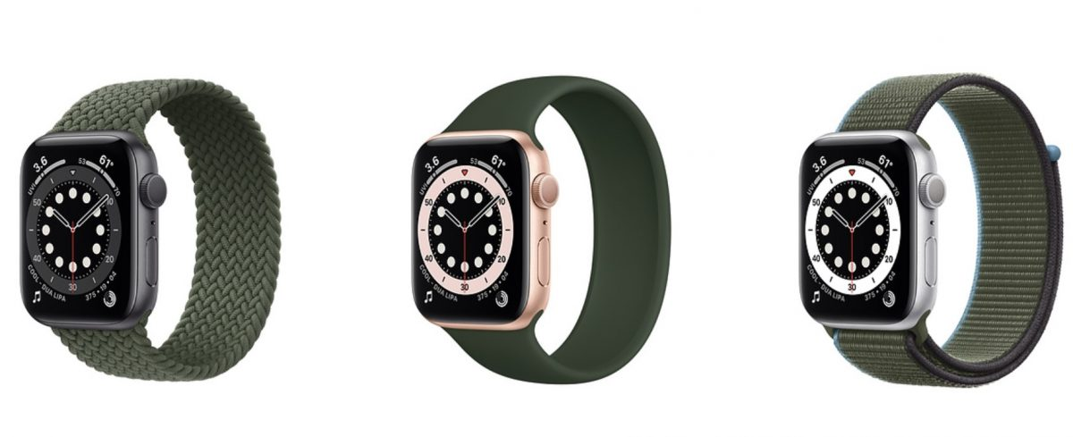 The latest Apple watch is a perfect Christmas gift idea for loved-ones