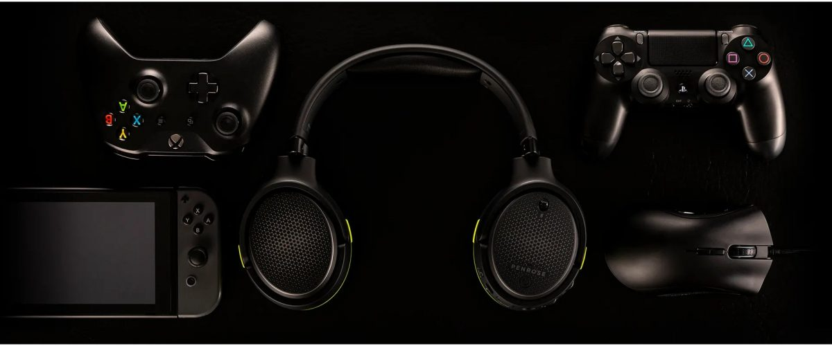 A cross-platform headphones for audiophile gamers