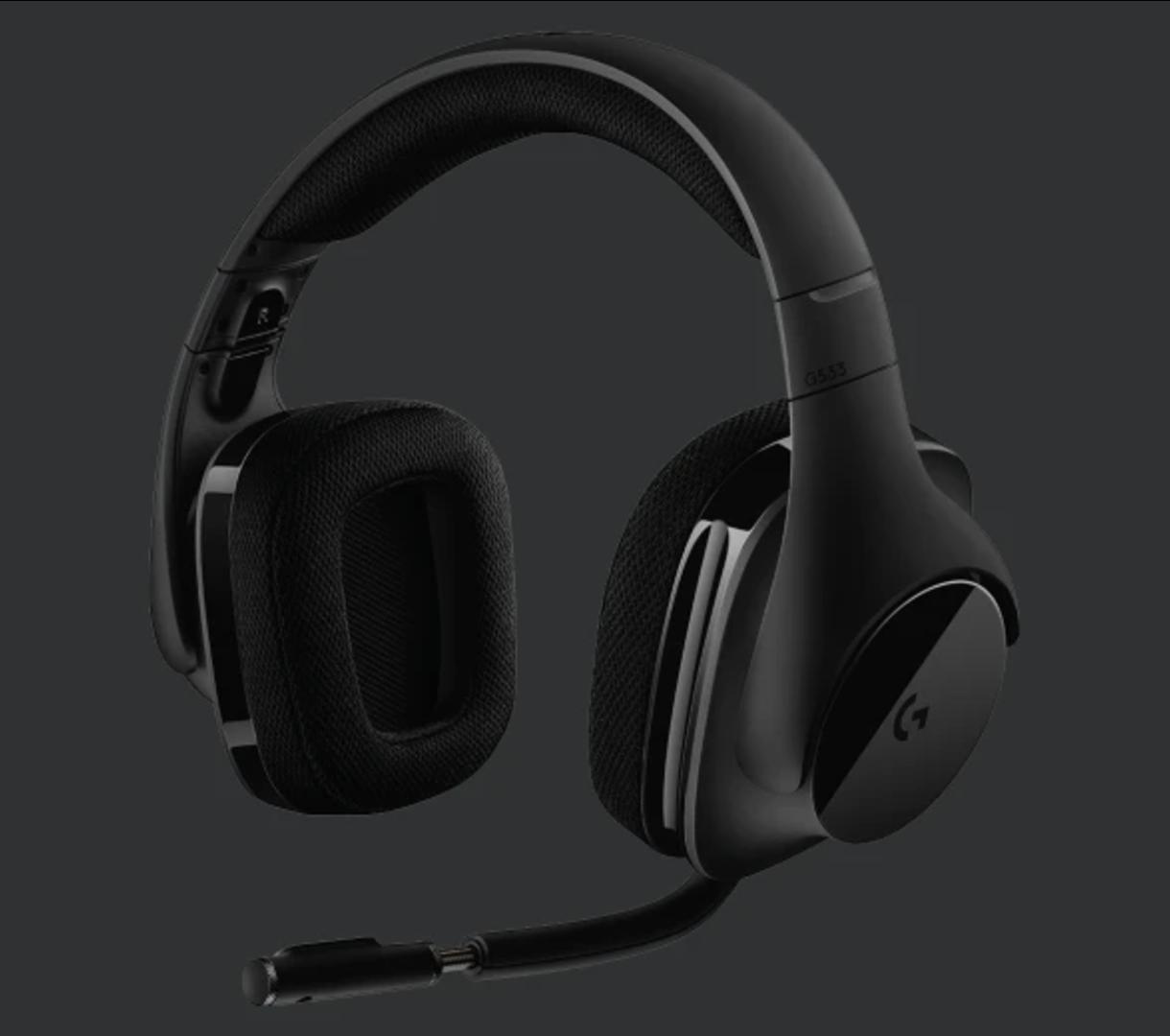 Logitech Wireless Headphones