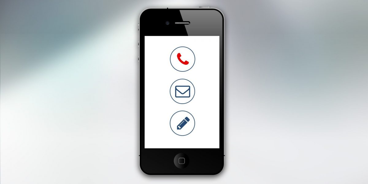 Make calls and send SMS messages with a SIM card
