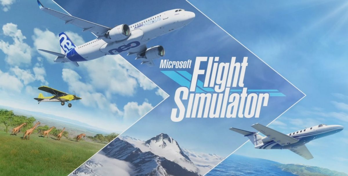 Microsoft Flight Simulator wins best sim/strategy game at the Game Awards 2020.
