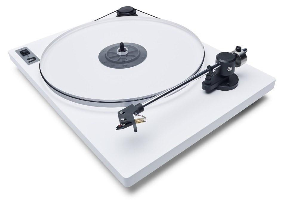 Orbit Plus Turntable, the perfect christmas gift idea for music lovers