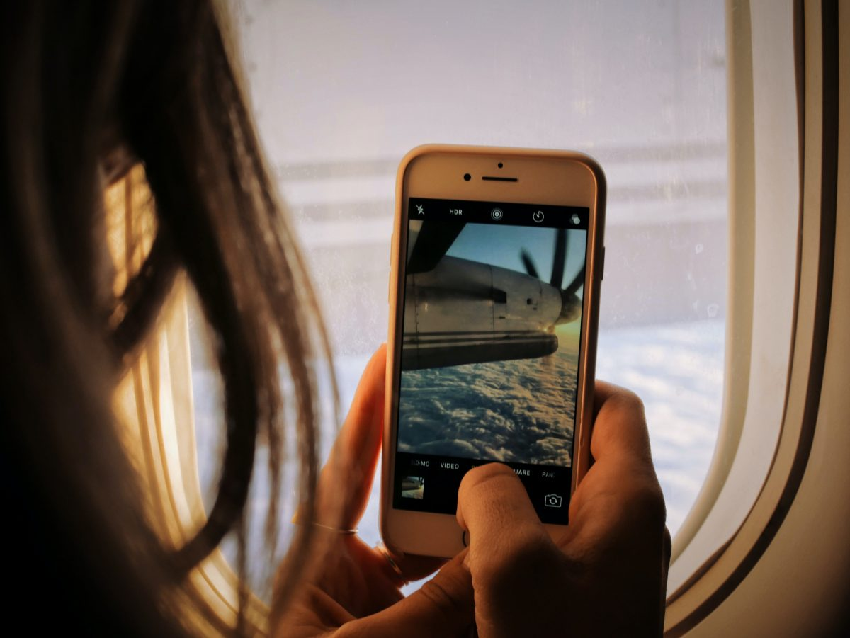 What international travelers need to keep in touch with friends and family