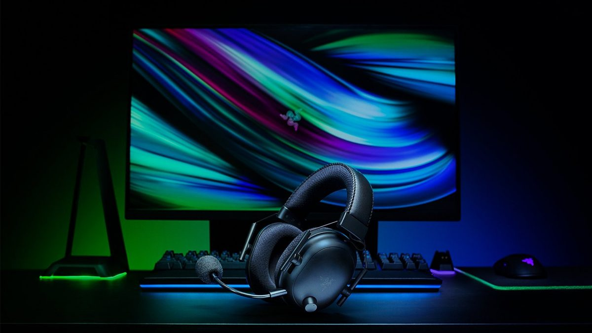 Best PC headphones for gamers.