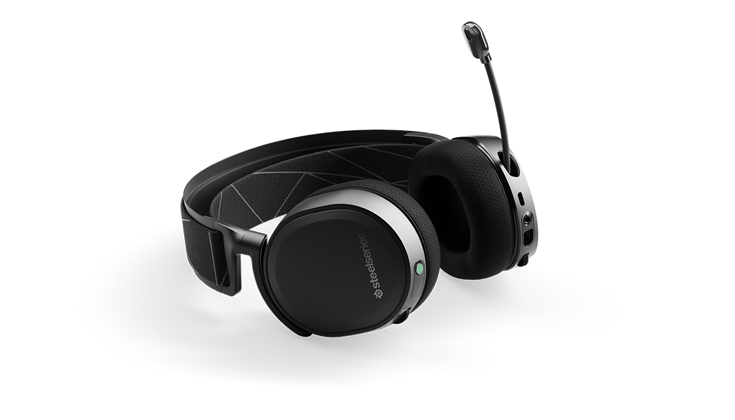 The Arctis 7 is one of the best wireless gaming headsets.