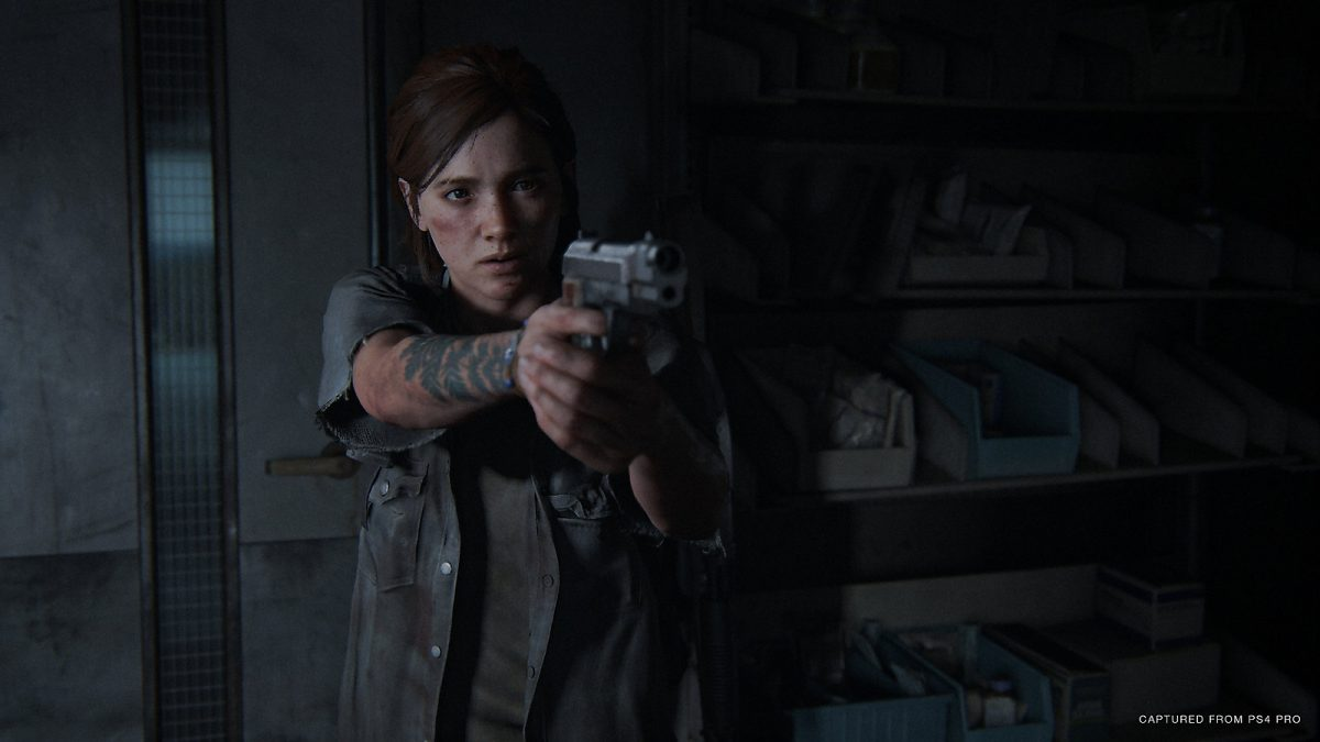 The Last of Us II took home the award of best audio design.
