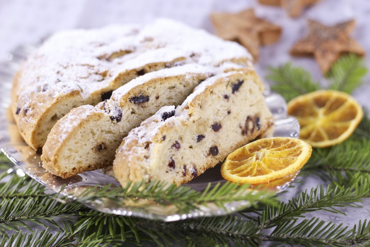 Germany's Christmas Stollen