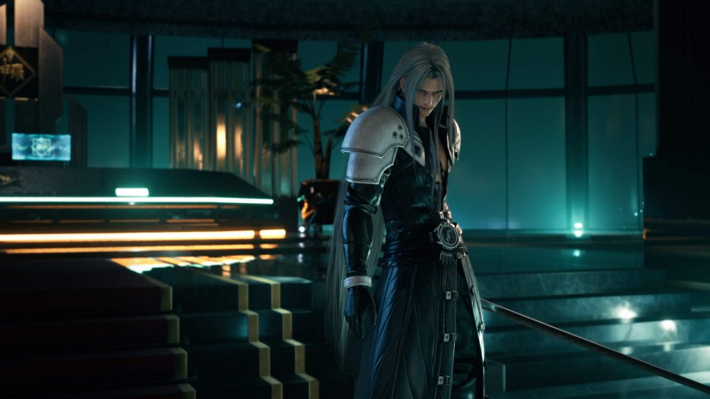 Final Fantasy 7 Remake Sephiroth