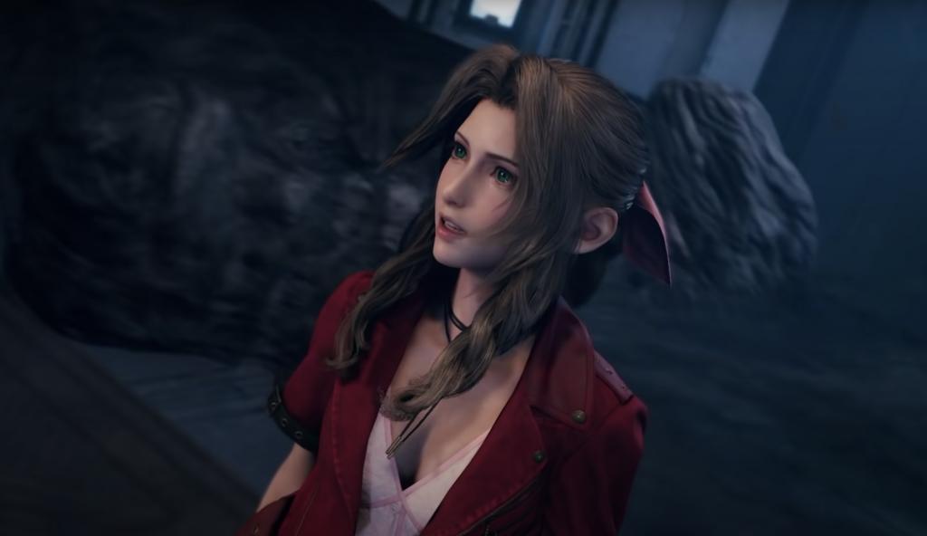 Final Fantasy 7 Aerith