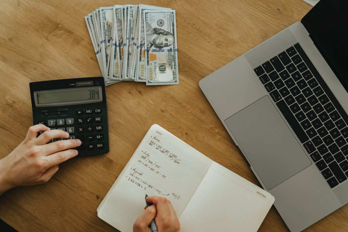 How to calculate gross annual income